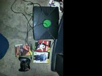 I have a good condition original xbox comes with one