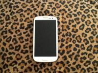 Exceptional condition white Sprint Samsung Galaxy S3
