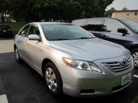 Toyota Camry LE Sedan - Silver Color 88,000 Miles