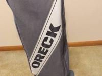 Very Nice - Oreck-XL, Vacuum Cleaner - Looks & Runs