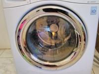 LG washer dryer combo all in one unit for sale. Water