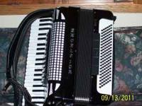 Excelsior Model 1320 Accordion with MIDI System, ORLA