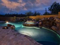 Exceptional family home in the private Golf, Tennis,