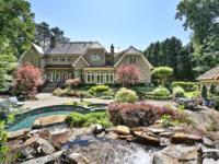Quality abounds in this exceptional gated estate