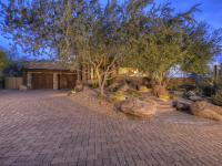 Exceptional southwest contemporary style with sunset