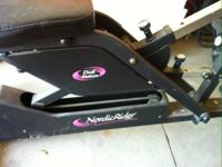 Nordic Rider Dual motion exercise machine $10 or b/o