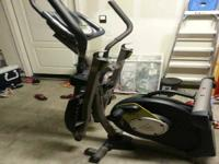 I have a used Elliptical running machine that I been