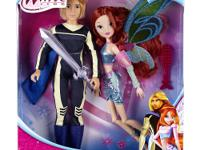 Your Winx Club fan will have fun playing out her