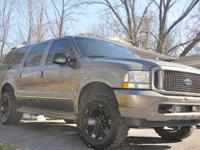 Up for sale is this 2004 Ford Excursion with 284,000