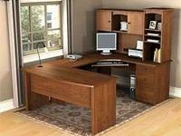 Executive Desk - Bestar Westmount Bought at Costco less