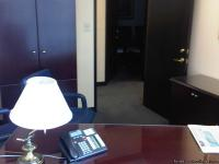 Modern office in law firm  of 150 sq. ft. to
