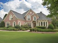 Exquisite custom executive home in 'Reserve' section of