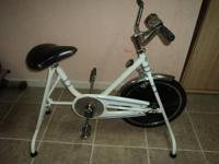 best offer on that exercise bicycle, under 500 miles