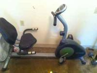 sit down exercise bike  name is nick Location: oxnard