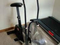 Sears Lifestyler JH4000 Exercise Bicycle in excellent