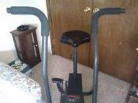hello. I HAVE A GREAT EXERCISE BIKE.. ( SEE PICTURES)