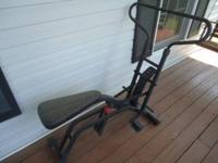 This is a Weslo, Cardio Glide. Low Impact, Total Body
