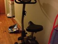 I have a used exercise bike for sale. I have had it a