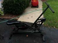 I have a great exercise bike for sale asking $50 Cash.