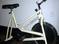Workout Bike.  This is a made use of, and completely