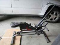 Health Rider exercise bike that moves ALL limbs. Health
