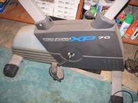 pro form xp 70 bought new , used maybe 5 miles , has