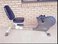 For Sale. Lifestyles RF 545 stationary exercise bike.