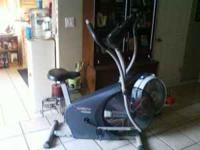 I HAVE A PRO-FORM WHIRLWIND DUAL ACTION EXERCISE BIKE