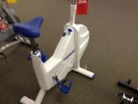 The Monark 827E Electronic Fitness Cycle is the leading