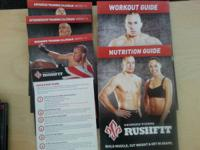 All six DVDs - comes with all instructions and workouts
