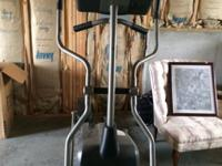 Type:FitnessType:elliptical tranier and AB loungerUsed