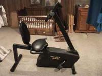 WESLO PURSUIT-(Like new). Used for approx 1 month $100