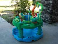 Evenflo exersaucer, excellent condition, like new!