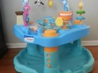 Exersaucer in excellent health condition available! We