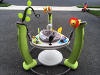 Exersaucer Jump and Learn Jumper Jungle Quest Activity