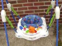 Come and see our baby items for sale: � Exersaucer $20