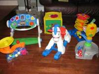 Evenflo Exersaucer (1 yr old) $40.00 Rocking Horse