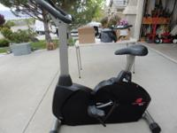 NB-New Balance 5K- 5200 upright Bike with electric