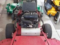 "EXMARK 60"" HYDRO ZERO TURN MOWER. 20HP KOHLER ENGINE"