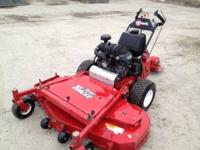 For Sale: Choice of five Exmark Turf Tracer walk behind