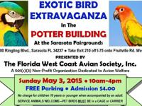 EXOTIC BIRD EXTRAVAGANZA presented by the Florida West