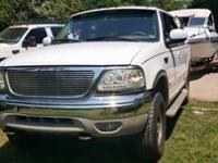2000 Ford Expedition Eddie Bauer Edition5.4 titan V8