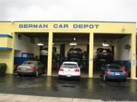 German Car Depot is the dealer alternative for expert