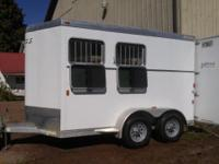 For sale Express - 2-horse 3500 pounds all axle. 2011