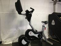 The Expresso S3u Upright Bike makes interactive and