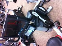 Expresso complete bike with router. Recumbent S3R Sit