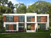 Exquisite contemporary new construction home in hot