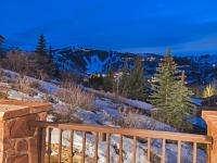 Stunning hillside estate home with European flair is