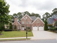 Wow! Exquisite Williamscraft light filled custom home