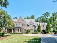 Exquisite luxury estate discreetly nestled in Vinings